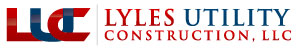 Lyles Utility Construction Logo